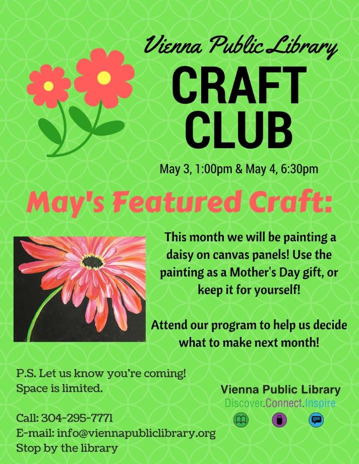 May Craft Club